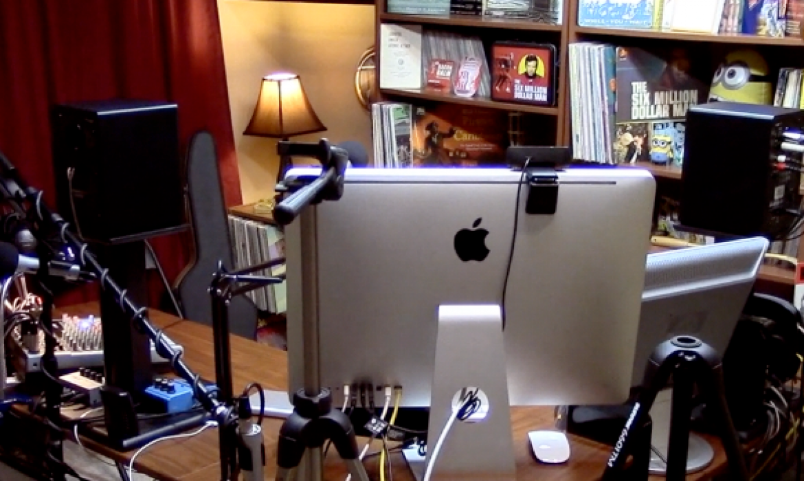 Creating a Podcast Studio on a Tight Budget