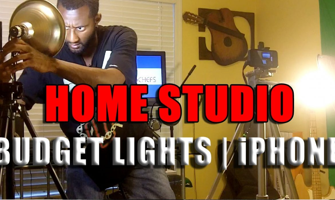 How to Set Up Your Own Video Production Studio on a Tight Budget
